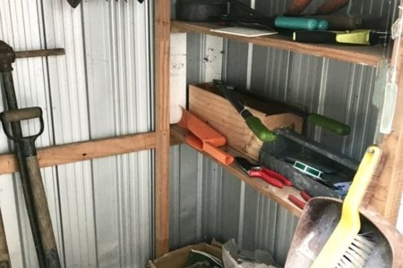 Garden shed 1400x1300