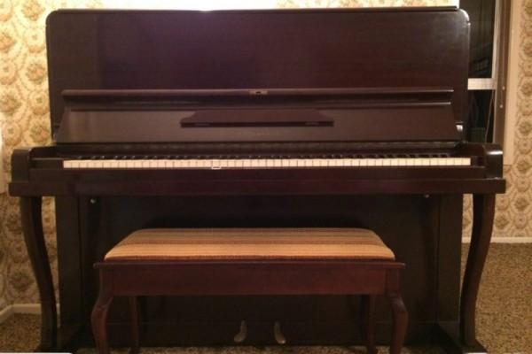 Justin Browne Piano