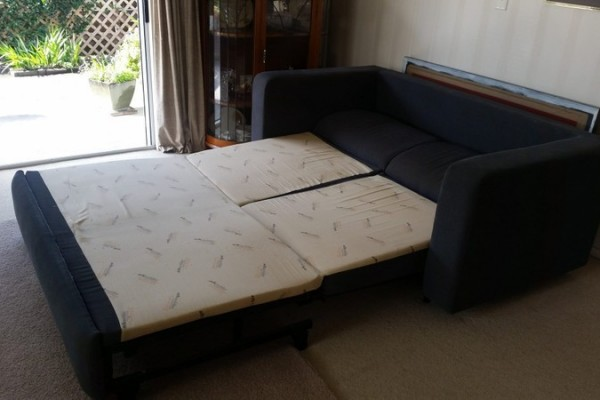 Sofa Bed / Bed Settee, Coffee table, Desk