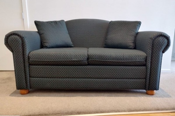 2-seater Sofa Bed Single