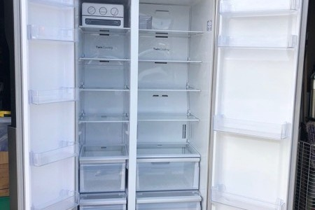 Samsung Stainless Fridge Freezer 583 litres