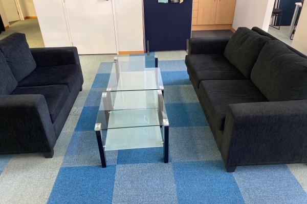 Sofa x 2, Coffee Table x2