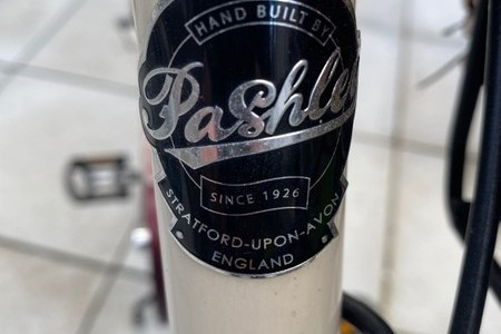Pashley Bike