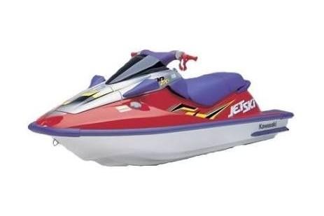 Other boat Kawasaki zxi 1100cc JetSki