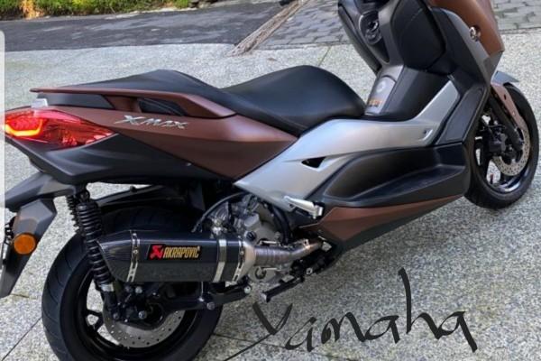 Motorcycle Yamaha Xmax 300