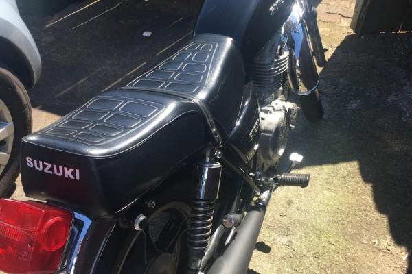 Motorcycle Suzuki GN250