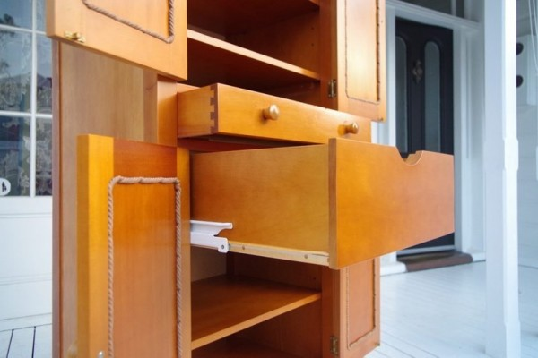 Rose and Heather Kauri cabinet wardrobe