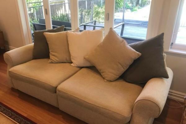 Sofa x 2 2.4m, Sofa