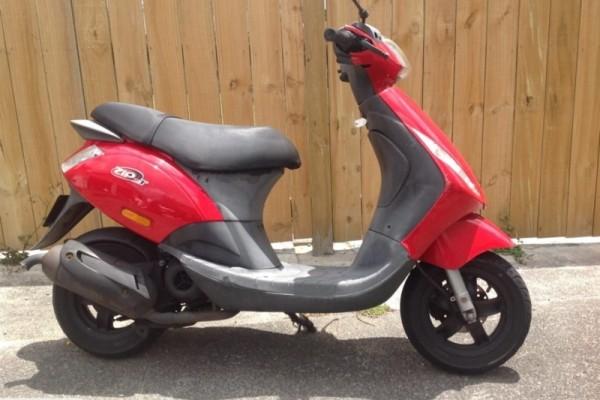 Motorcycle Piaggio Zip 2014 ZIP 2T 2014