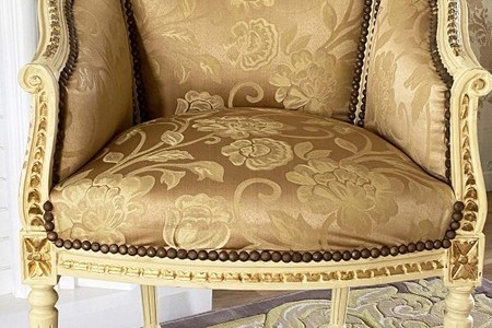Beautiful Pair of Louis XVI French Chair