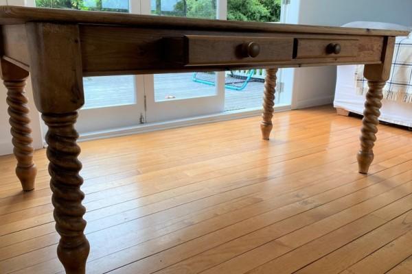 Pine Kitchen Table