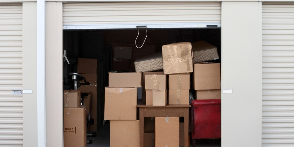 How to Organise a Storage Unit?