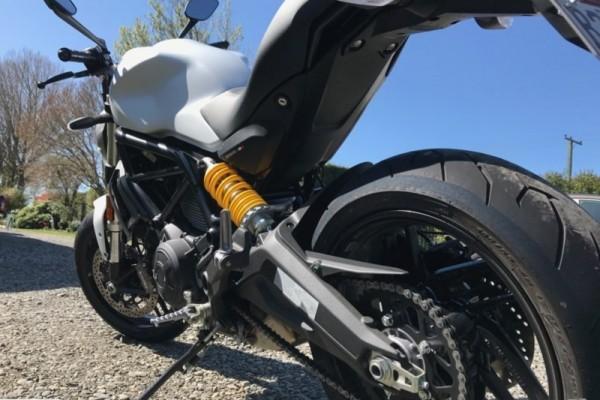 Motorcycle Ducati Monster 659 LAMS 2019 659
