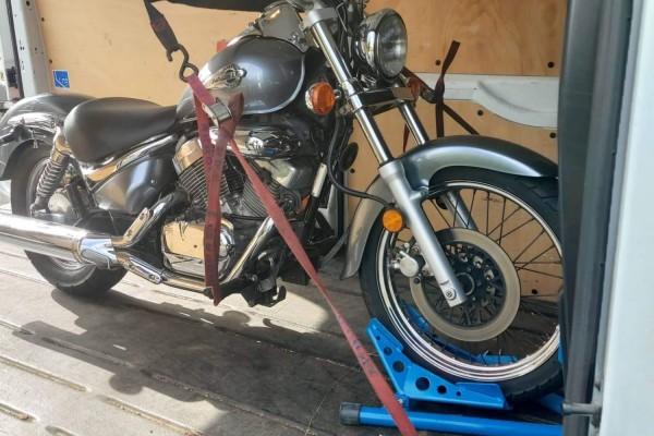 Motorcycle Suzuki VL250
