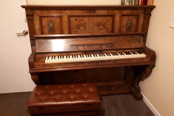 Rheinberg Sohne piano