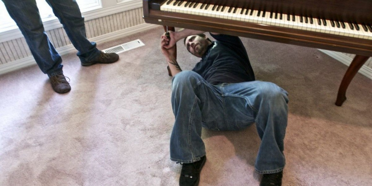 Why You Shouldn't Move a Piano by Yourself