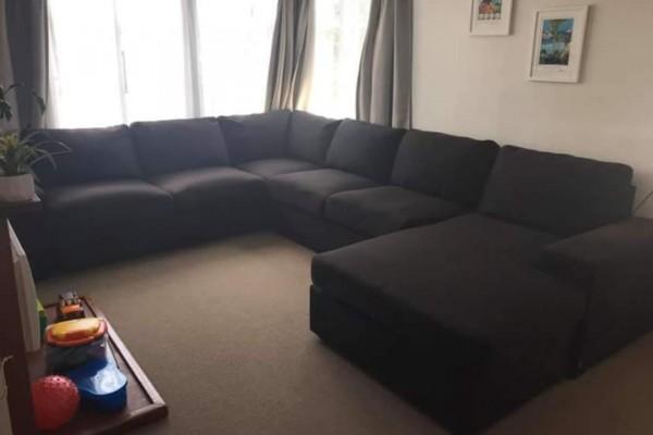 6 seater corner suite