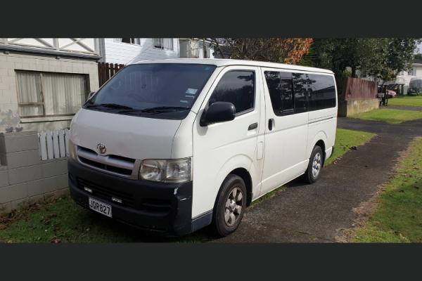 Hiace Toyota