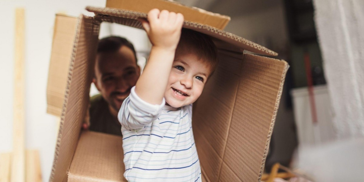 How To Keep Kids Busy On Moving Day