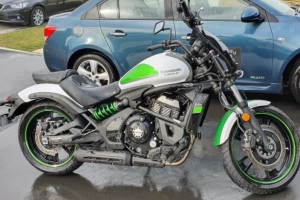 Motorcycle Kawasaki Vulcan S